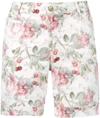 Mason cherry print shorts