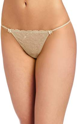 Felina Women's Harlow Low Rise g-string Panty