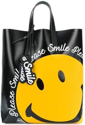 Joshua Sanders please smile tote bag