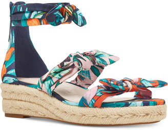 Nine West Allegro Wedge Sandals Women's Shoes