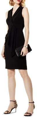 Karen Millen Draped Sheath Dress