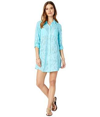 Lilly Pulitzer Women's Natalie Coverup
