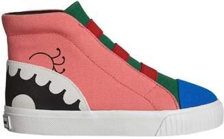 Burberry Monster hi-top sneakers