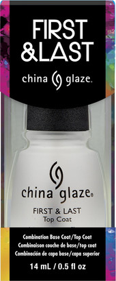 China Glaze First and Last