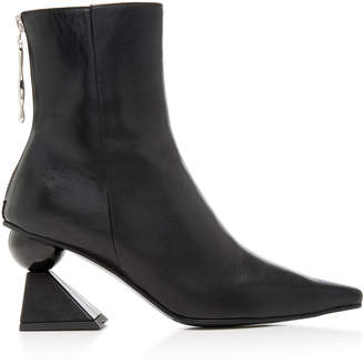 Yuul Yie Oyster Glam Heel Boots