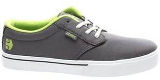 Etnies Jameson 2 Eco Kids Dark Grey Shoe 02 Child