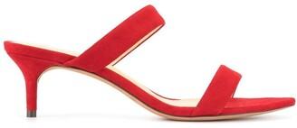 Alexandre Birman double strap sandals