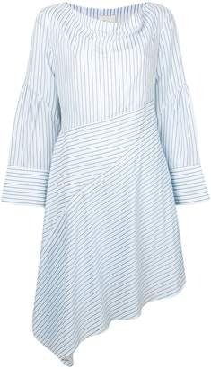 3.1 Phillip Lim striped asymmetric dress