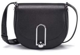 HUGO Saddle bag in printed leather