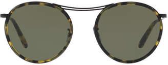 Oliver Peoples Ov1219s 51 Mp-3 30th Black Square Sunglasses