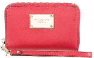 MICHAEL Michael KorsMichael Kors Leather Logo Wallet