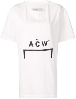 A-Cold-Wall* oversized logo T-shirt