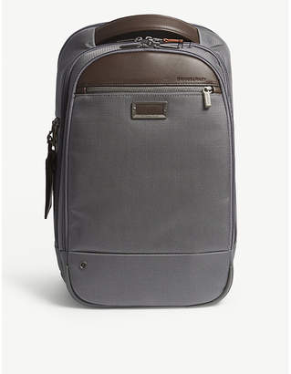 Briggs & Riley Grey @Work Nylon Backpack