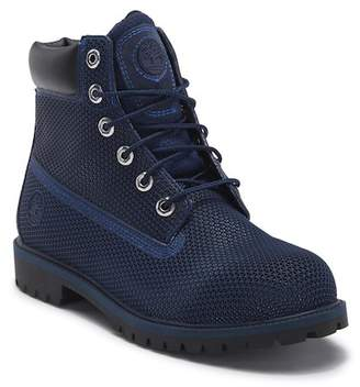 "Timberland 6"" Premium Exo Web Tech Boot (Big Kid)"