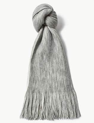 Marks and Spencer Double Sided Brushed Scarf