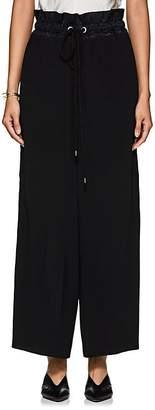AKIRA NAKA Women's Accordion-Pleated Wide-Leg Pants