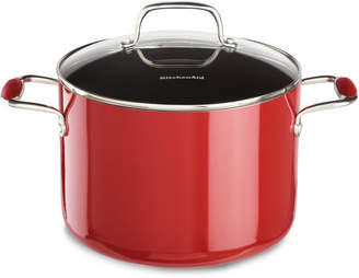 KitchenAid 8.0Qt Nonstick Aluminum Stockpot