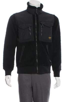 Burton Faux Shearling Trim Jacket w/ Tags
