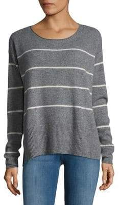 Lord & Taylor Cashmere Boxy Sweater
