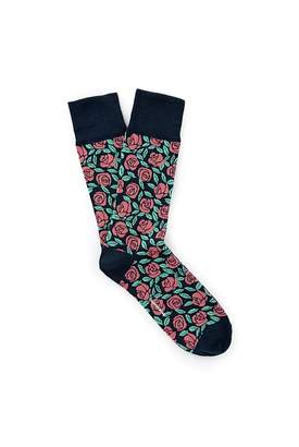 Country Road Floral Socks