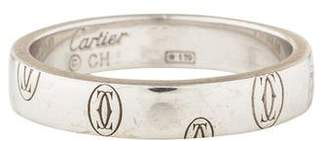Cartier Logo de Wedding Band