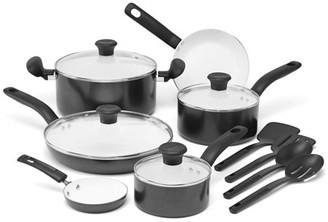 T-Fal 14 Piece Initiatives Ceramic Cookware Set