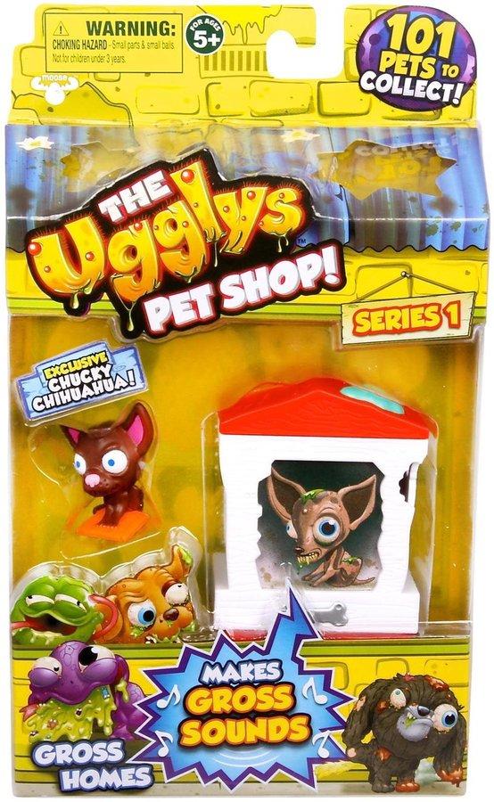 The Ugglys Pet Shop S1 Gross Homes