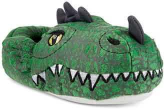 Robeez Baby Little Boys Max Light Dragon Slippers