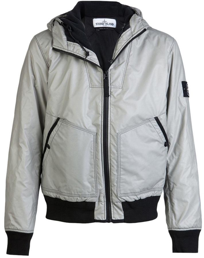 Stone Island Short ice jacket