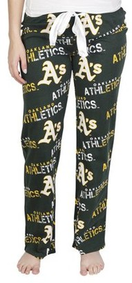 MLB Oakland Athletics Forerunner Ladies' AOP Knit Pant