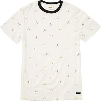 RVCA Middle Print Short-Sleeve T-Shirt - Men's