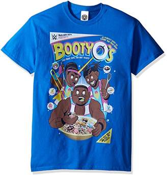 WWE Men's The New Day Bootyo's T-Shirt