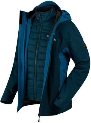 Regatta Mens Wentwood II Waterproof 3 in 1 Jacket (2XL)