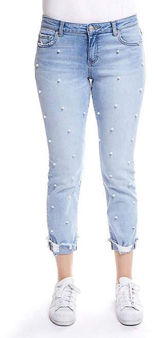 Harmony Beaded Jeans - Women