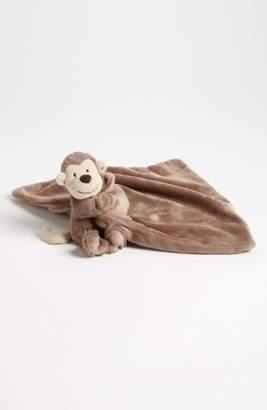 Jellycat 'Bashful Monkey Soother' Stuffed Animal & Blanket