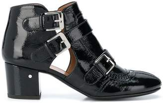 Laurence Dacade multiple buckle ankle boots