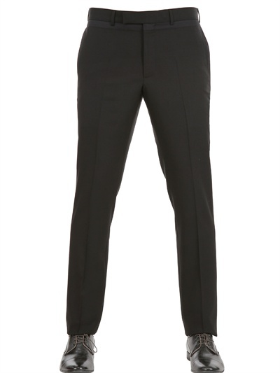 Christian Dior Classic Wool Trousers