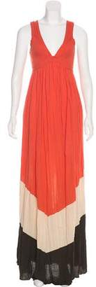 Diane von Furstenberg Sleeveless Maxi Dress