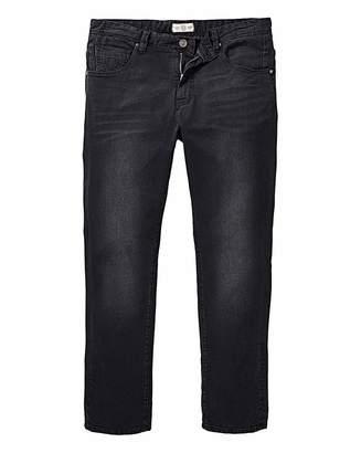 3.1 Phillip Lim 883 Police 884 Police Black Crane Slim Jean In