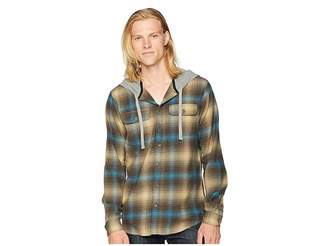 O'Neill Cultivate Hooded Woven Top Men's Clothing