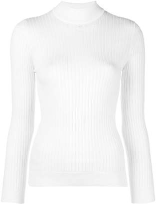 Courreges (クレージュ) - Courrèges turtleneck fitted sweater