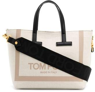 Tom Ford logo tote bag