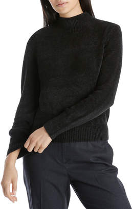 Sweater Chenille Roll Neck