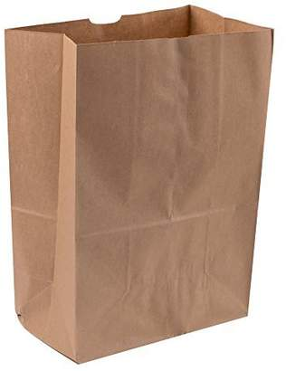 Duro Heavy Duty Kraft Brown Paper Barrel Sack Bag