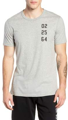 Reigning Champ Fight Night Trim Fit Graphic T-Shirt