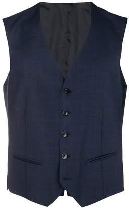 Tonello classic tailored waistcoat