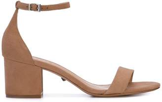 Schutz block heel sandals