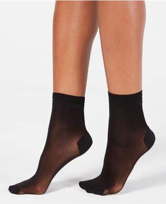 DKNY Sheer Anklet Trouser Socks