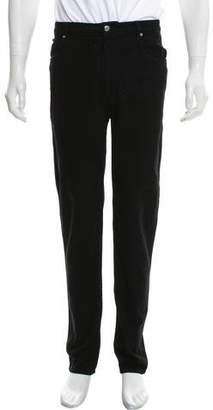 Eckhaus Latta Five Pocket Skinny Jeans