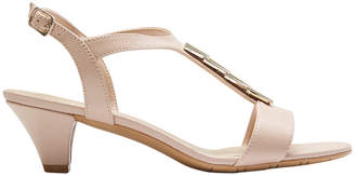 Elope Nude Glove Sandal